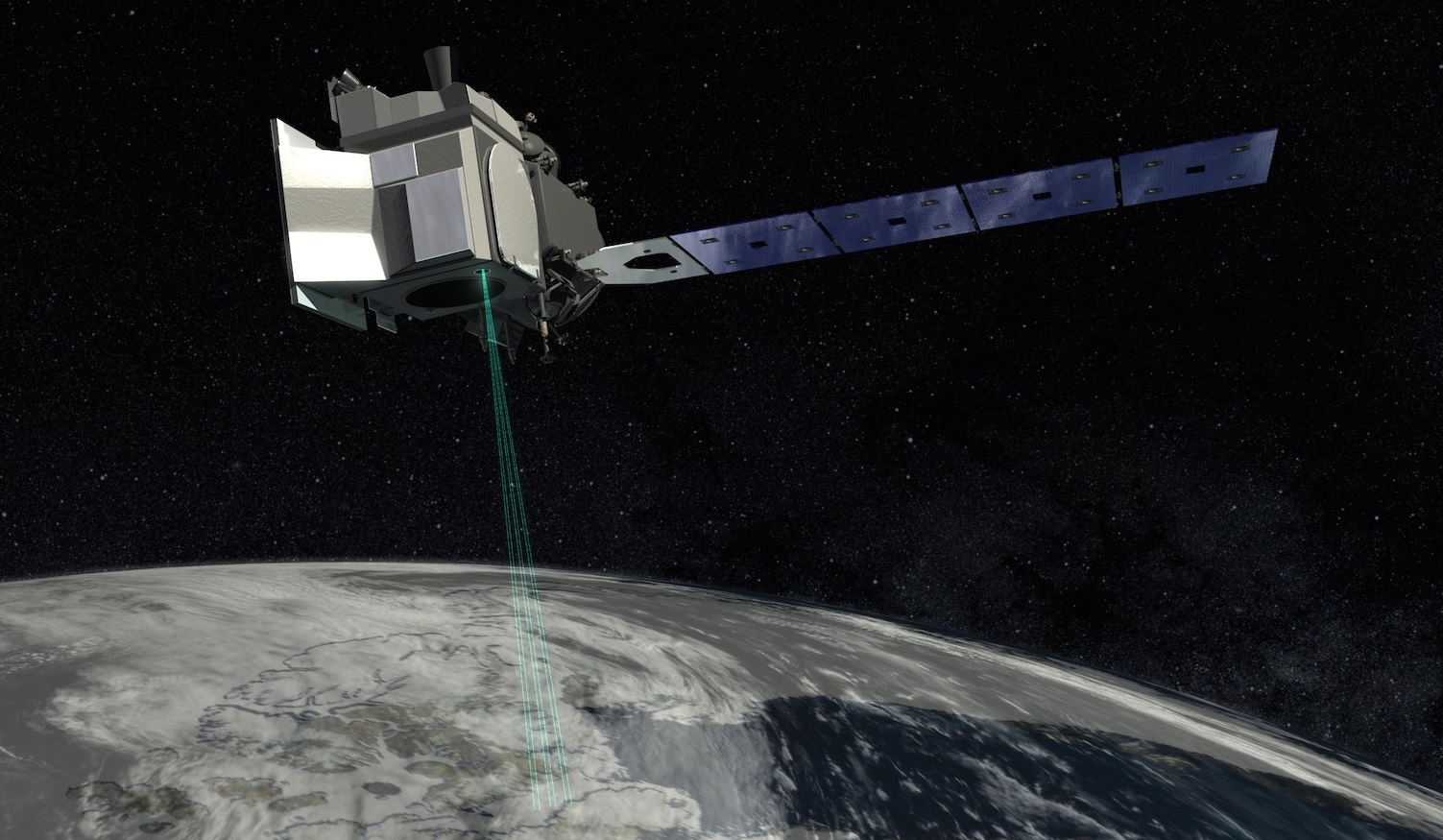 NASA invites media to view launch of ICESat-2 from west coast – Climate Change: Vital Signs of the Planet