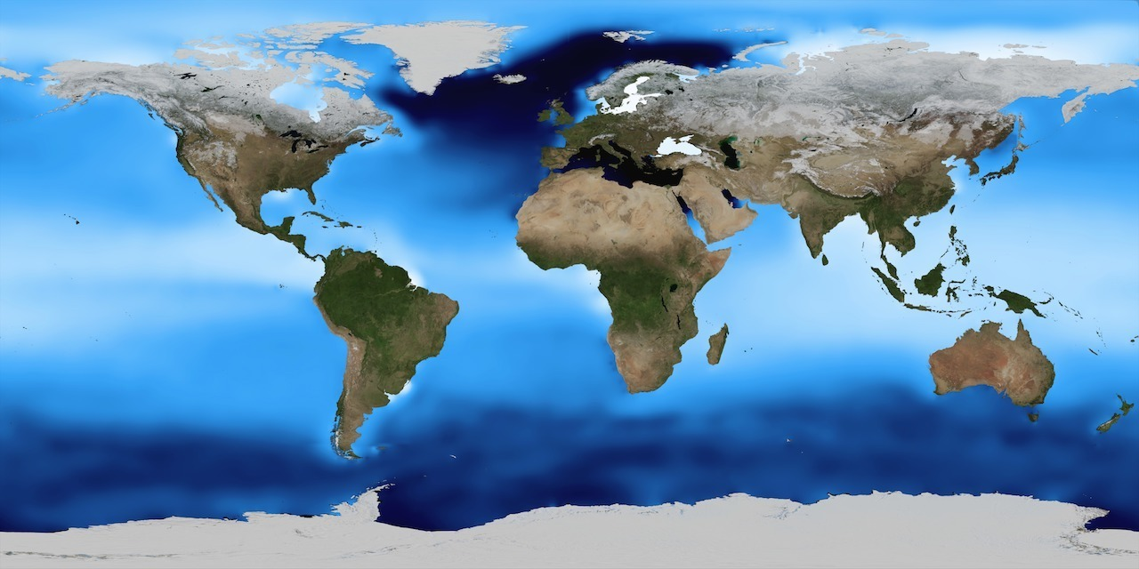 Keeping score on Earth's rising seas – Climate Change: Vital Signs