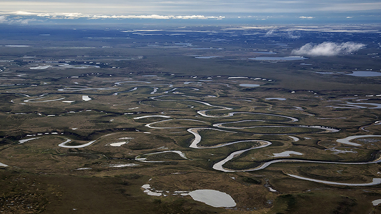 photo of National Petroleum Reserve in Alaska