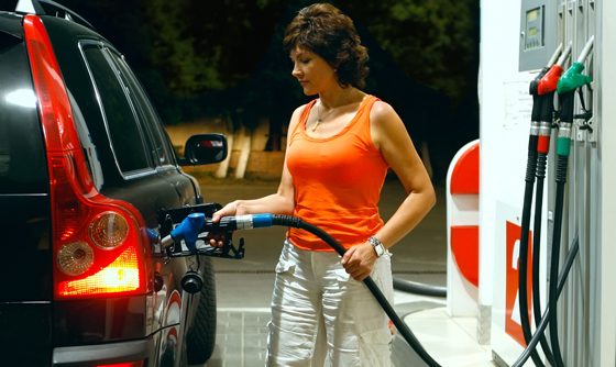 Only about 25 percent of the energy in every gallon of gasoline you buy actually helps your vehicle to run. The rest is converted to heat, which is radiated uselessly off of your engine or blown out of your exhaust pipe.