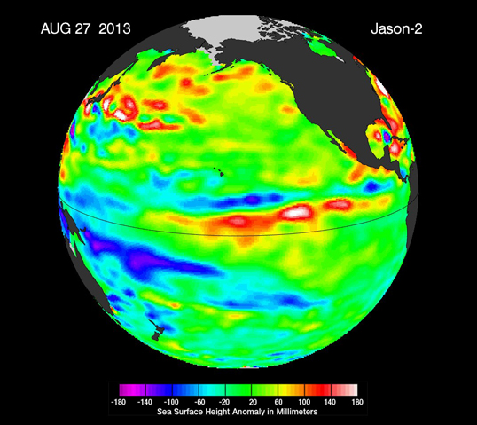 'La Nada' climate pattern lingers in the Pacific – Climate ...