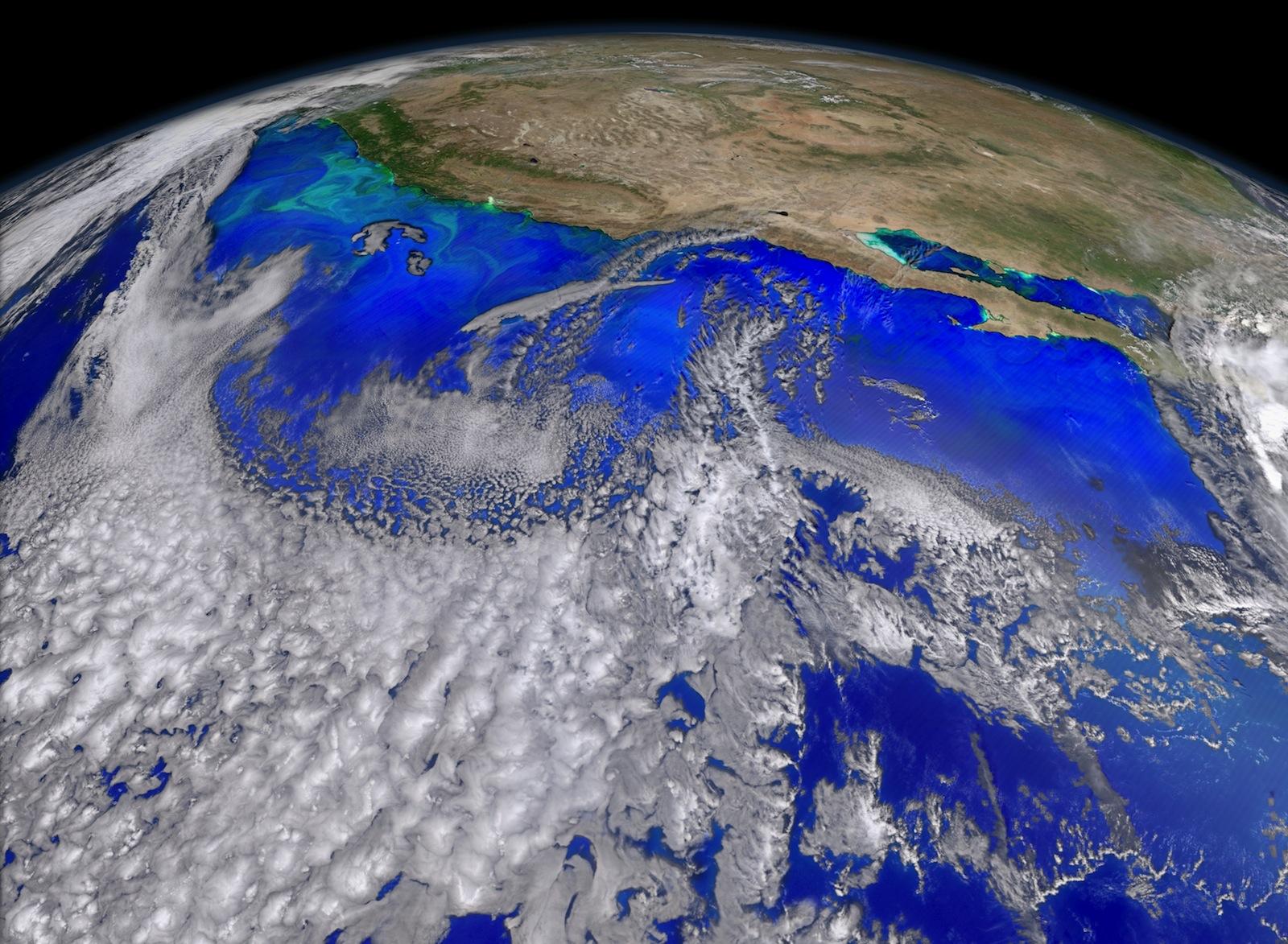 nasa scientist climate change - HD1600×1173