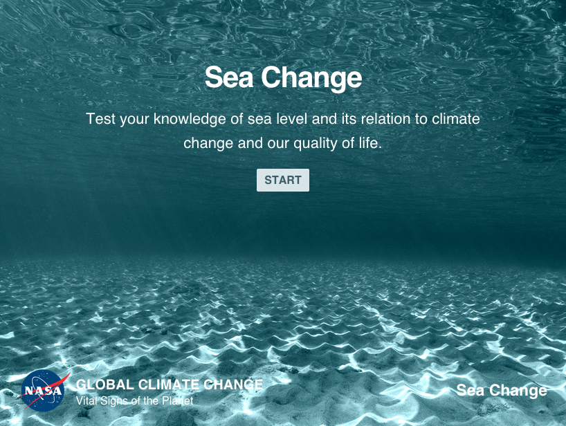 Test your knowledge of sea level rise and its effect on global populations.