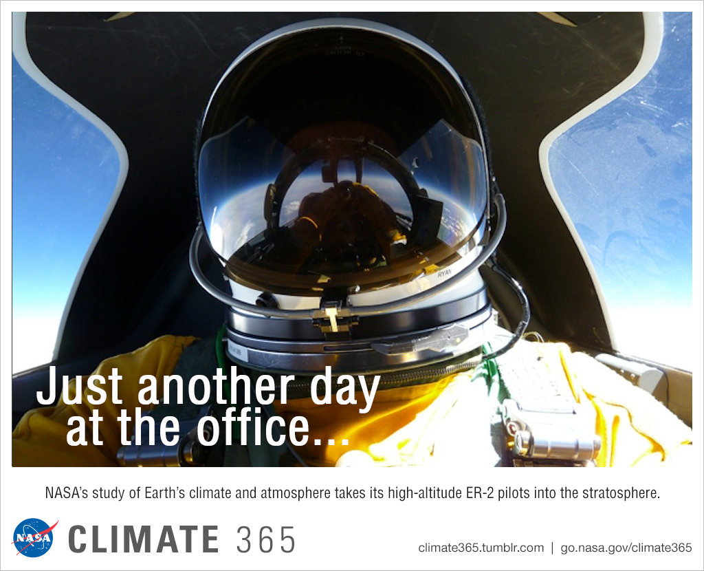 Just another day at the office - Climate365 graphic
