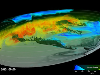 Video: Following atmospheric carbon dioxide