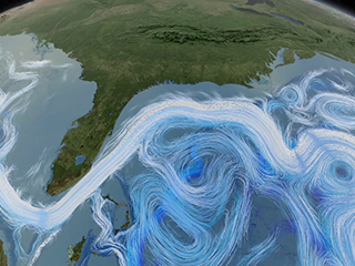 Video: Ocean circulation plays an important role in absorbing carbon from the atmosphere