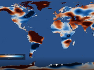 Video: For 15 years, GRACE tracked freshwater movements around the world